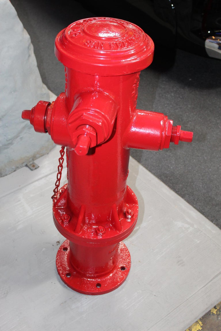1959 M. Greenberg's Sons Fire Hydrant For Sale 9
