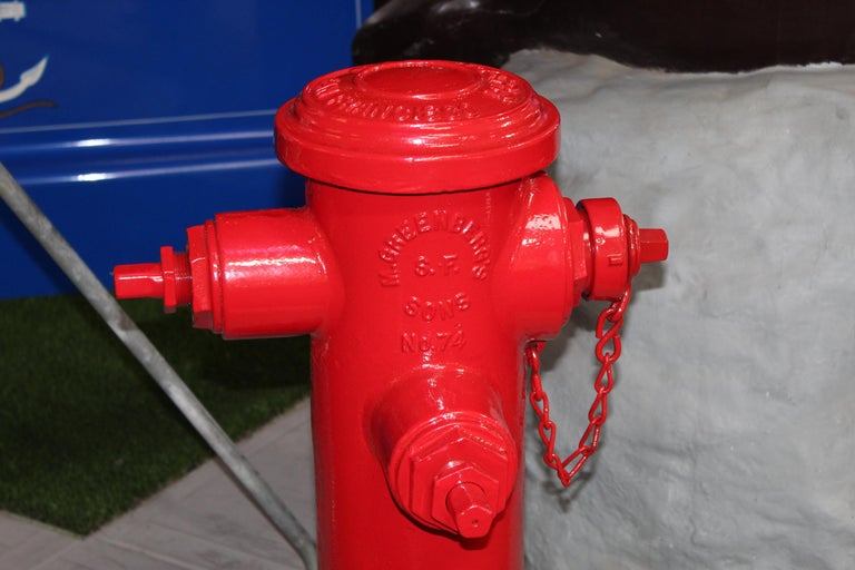 Cast 1959 M. Greenberg's Sons Fire Hydrant For Sale