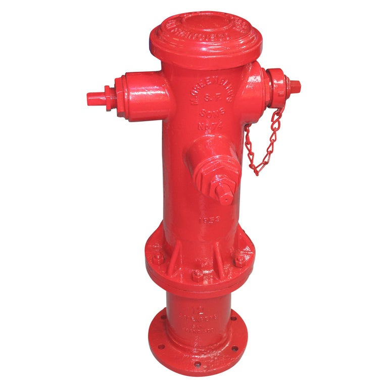 1959 M. Greenberg's Sons Fire Hydrant For Sale