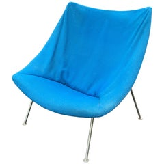 1959, Pierre Paulin, Large Early Oyster, Easy Chair F157