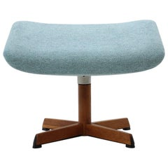 1960 Danish Adjustable Footrest