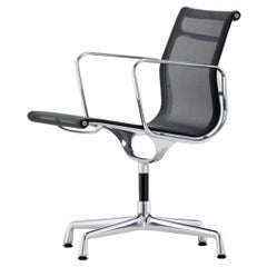 1960 EA 108 Charles Ray Eames Herman Miller ICF Design Swivel Chair