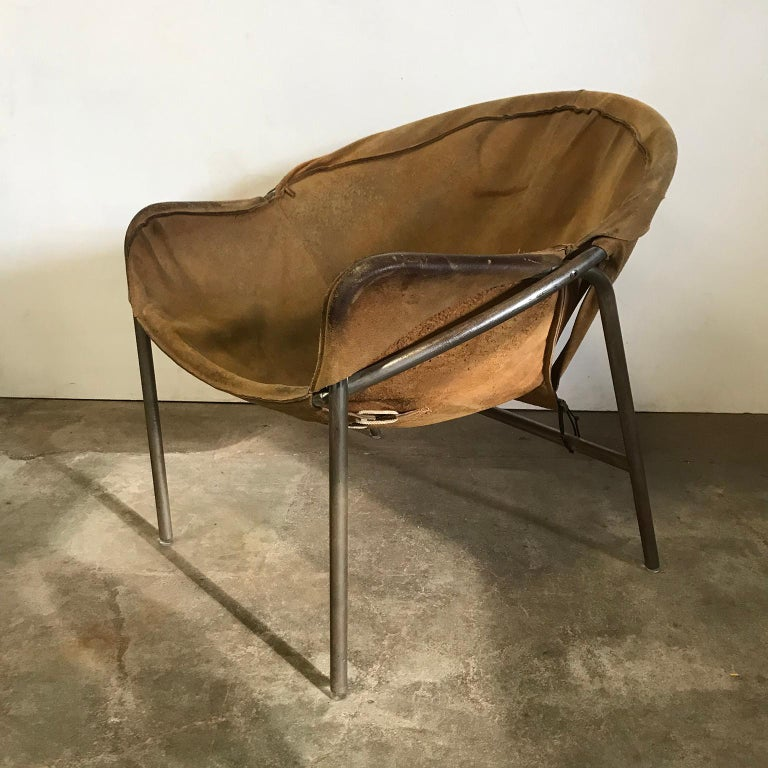1960, Erik Ole Jørgensen by Movirke, Denmark, Chair Model BO 360 For Sale 3