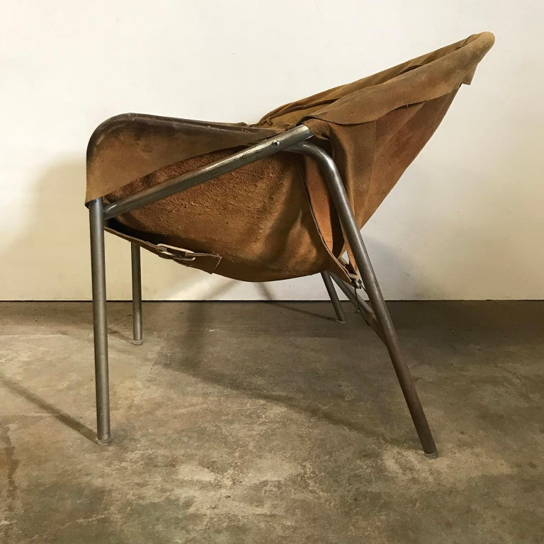 1960, Erik Ole Jørgensen by Movirke, Denmark, Chair Model BO 360 For Sale 2