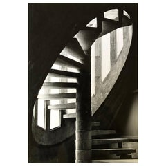 1960, Escalier de Caracol, Jean Ribière