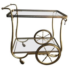 1960 French Bar Cart