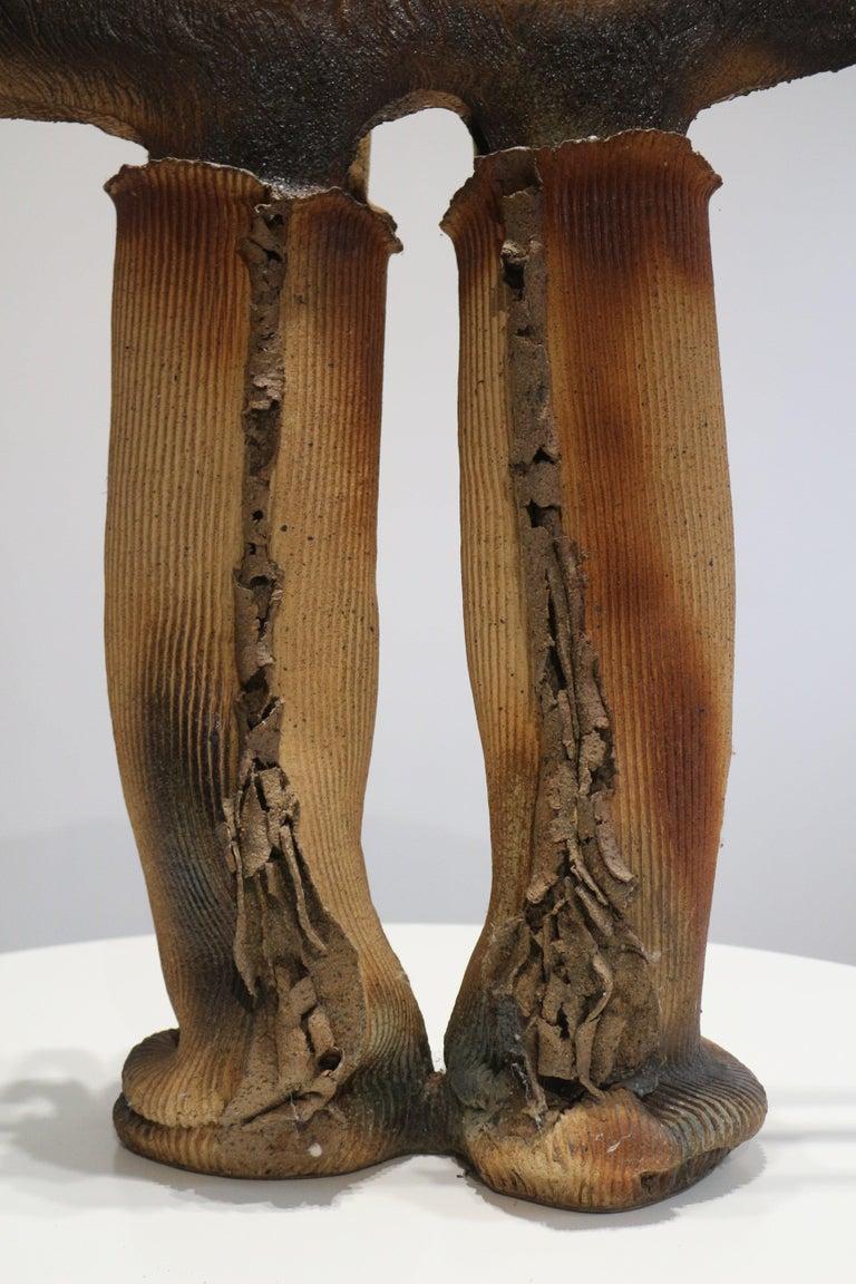 1960, Jean-Paul Brunet Ceramic Sculpture For Sale 1