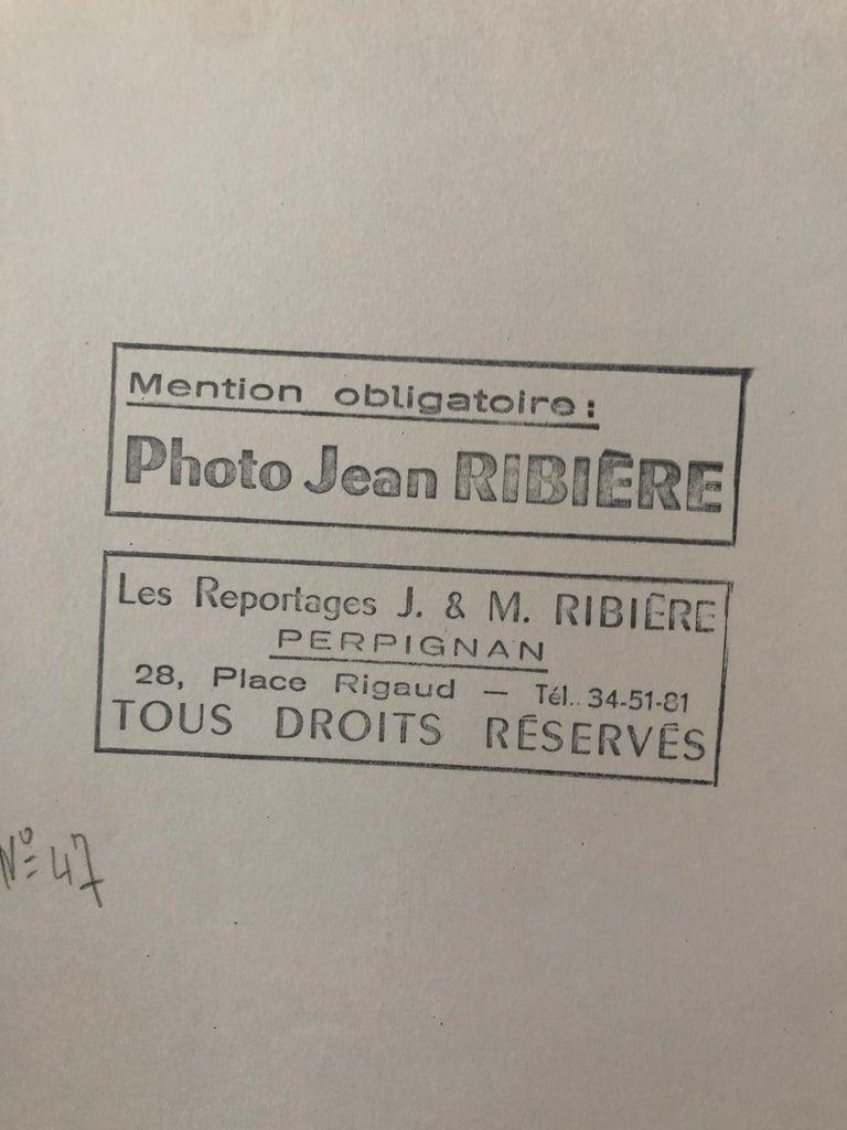 French 1960, La Cité Radieuse, Le Corbusier, Marseille, Jean Ribière
