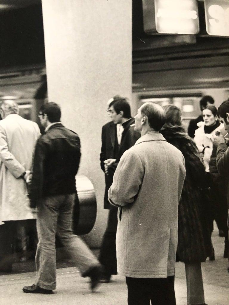 Mid-Century Modern 1960, La Défense, Jean Ribière For Sale