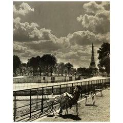 1960, La détente, Paris, Jean Ribière