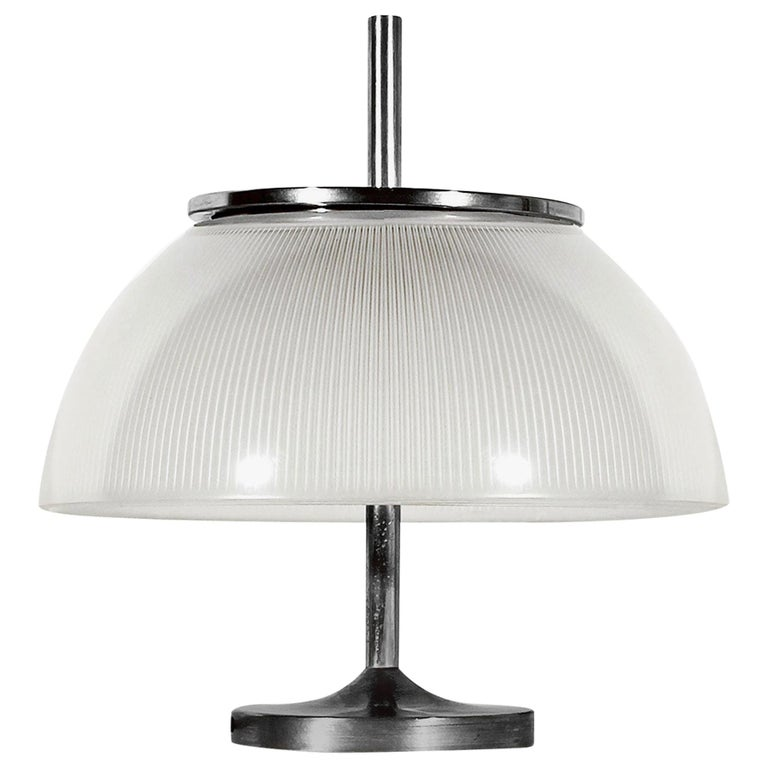 """1960s Table Lamp """"Alfetta"""" by Sergio Mazza for Artemide, Italy For Sale"""