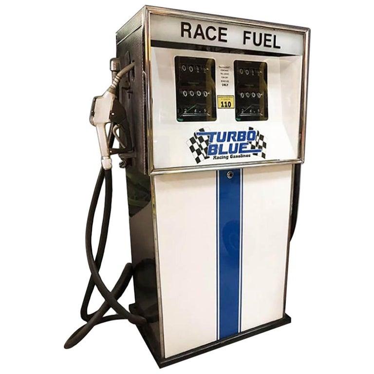1960 Shelby Gasoline Race Fuel
