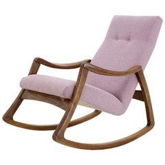 1960 Thon Rocking Chair, Czechoslovakia