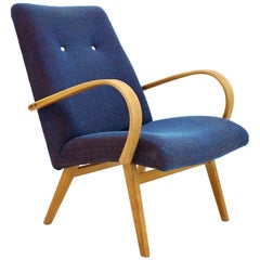 1960 Thon/Thonet Bentwood Lounge Chair