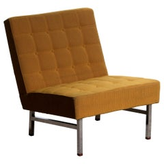 1960s 1 Lounge or Easy Chair by Karl Erik Ekselius for Joc Möbler, Sweden