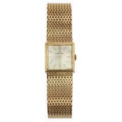 1960s 18 Karat Yellow Gold Eterna Matic Ladys' Watch