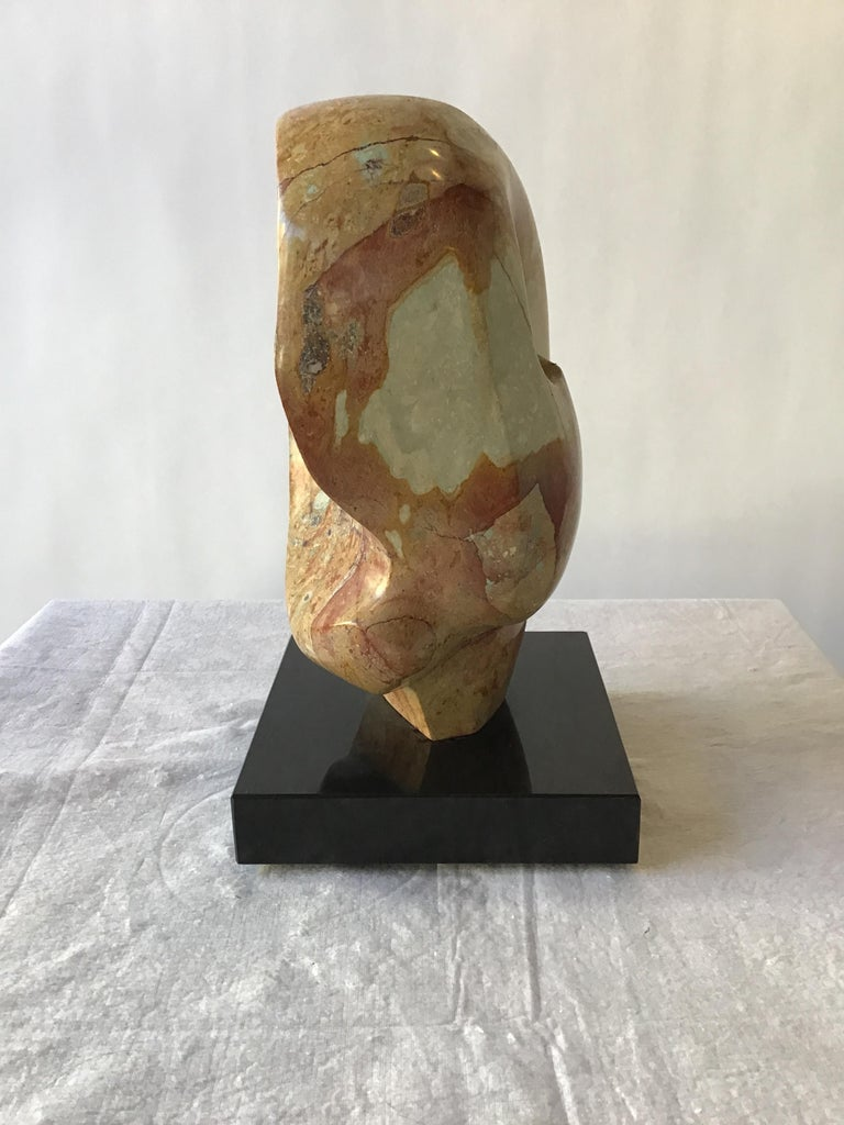 1960s Abstract Marble Sculpture For Sale 1