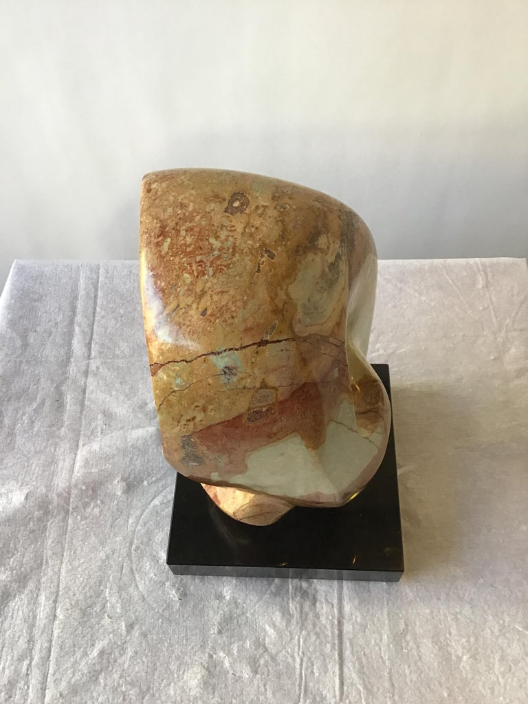 1960s Abstract Marble Sculpture For Sale 2