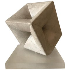 1960s Abstract Sculpture