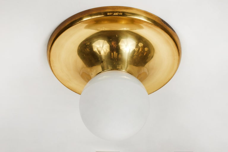 1960s Achille Castiglioni 'Light Ball' Wall or Ceiling Lamp for Flos For Sale 3