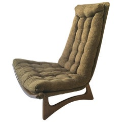 1960s Adrian Pearsall Lounge Chair