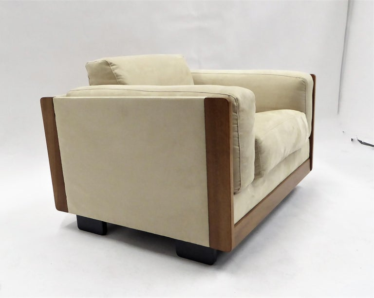 Italian 1960s Afra and Tobia Scarpa Lounge Chair 920 for Cassina, Italy For Sale