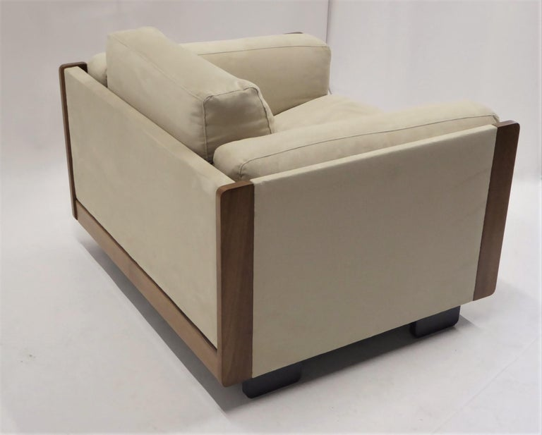 1960s Afra and Tobia Scarpa Lounge Chair 920 for Cassina, Italy In Good Condition For Sale In Miami, FL