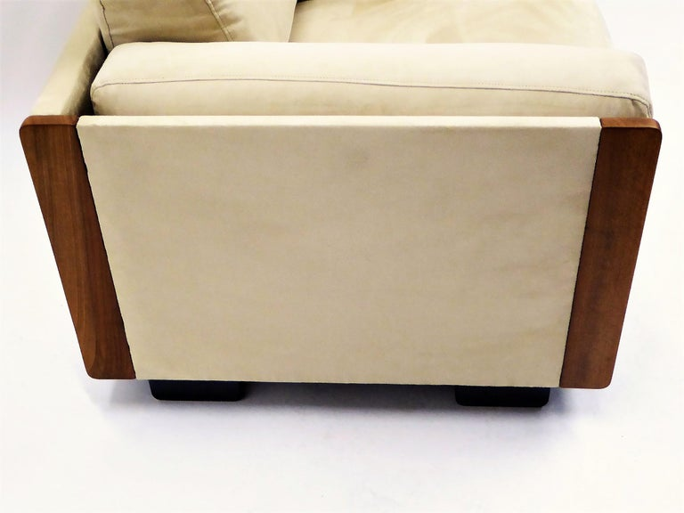 Mid-20th Century 1960s Afra and Tobia Scarpa Lounge Chair 920 for Cassina, Italy For Sale