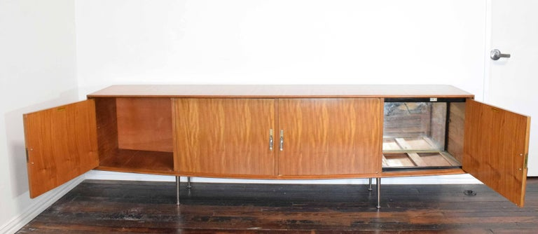 20th Century 1960s African Mahogany Sideboard For Sale