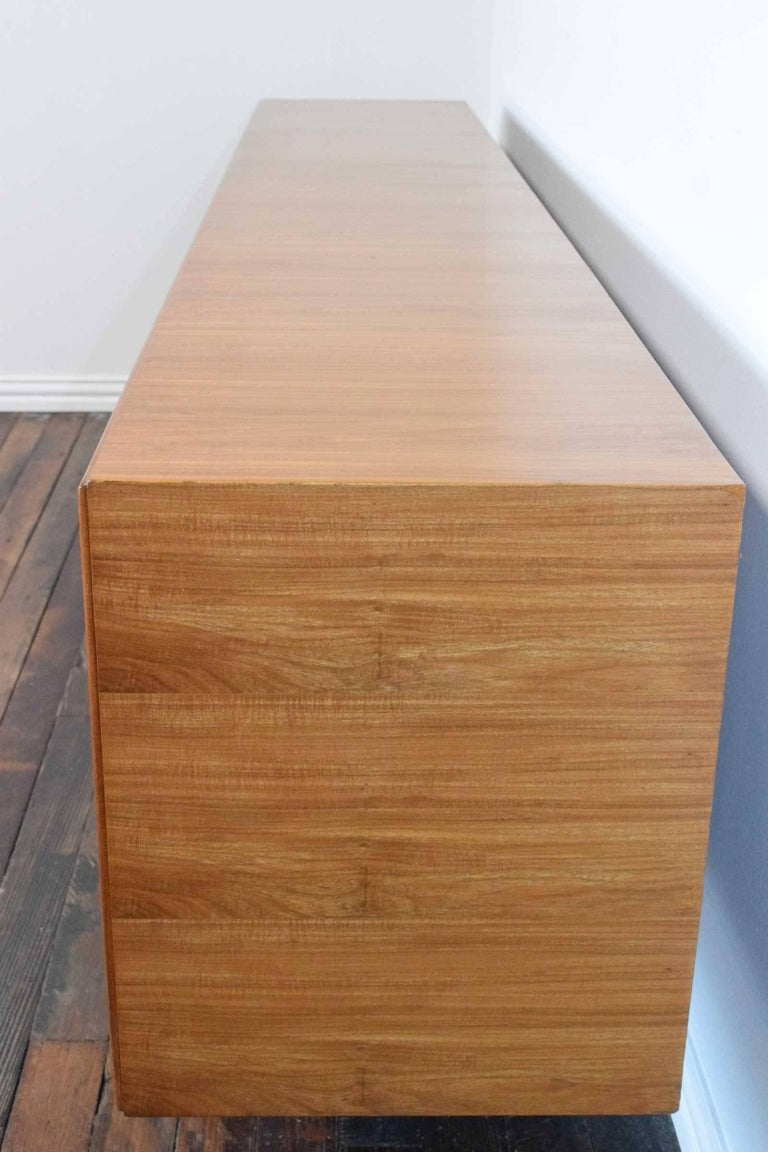 1960s African Mahogany Sideboard For Sale 2