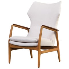 1960s Aksel Bender Madsen fauteuil for Bovenkamp
