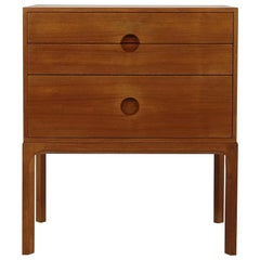 Scandinavian Modern Commodes and Chests of Drawers