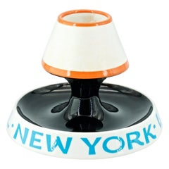 1960s Alexander Girard Ashtray La Fonda Del Sol Restaurant NYC New York City Mod