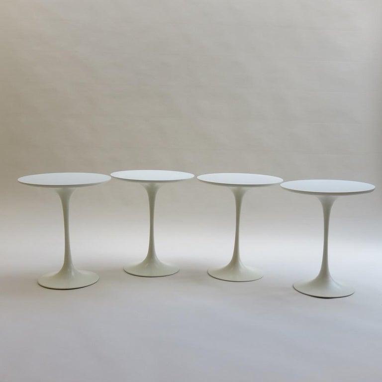 Machine-Made 1960s Arkana Tulip Side Table by Maurice Burke, Bath UK