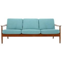 1960s Arne Vodder 3-Seat Sofa for France & Søn, Denmark