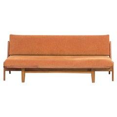 1960s Arne Wahl Iversen Daybed Sofa for Komfort, Denmark