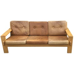 1960s Asko 3-Seat Sofa by Esko Pajamies