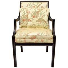 1960s Baker Furniture Upholstered Armchair