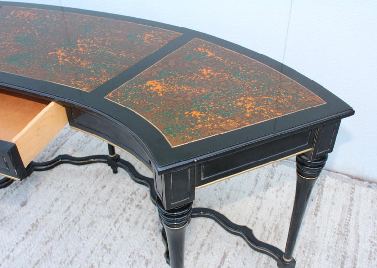 1960s Baroque Style Desk For Sale 4