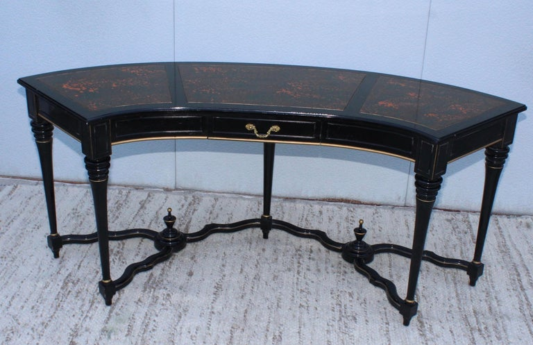1960s Baroque Style Desk For Sale 2