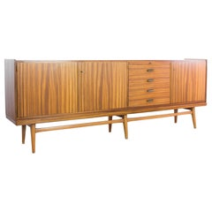 1960s Behr Möbel Teak Sideboard