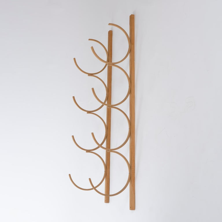 1960s Bentwood Drawing Rack by Alvar Aalto for Artek In Good Condition For Sale In Sagaponack, NY