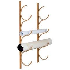 1960s Bentwood Drawing Rack by Alvar Aalto for Artek