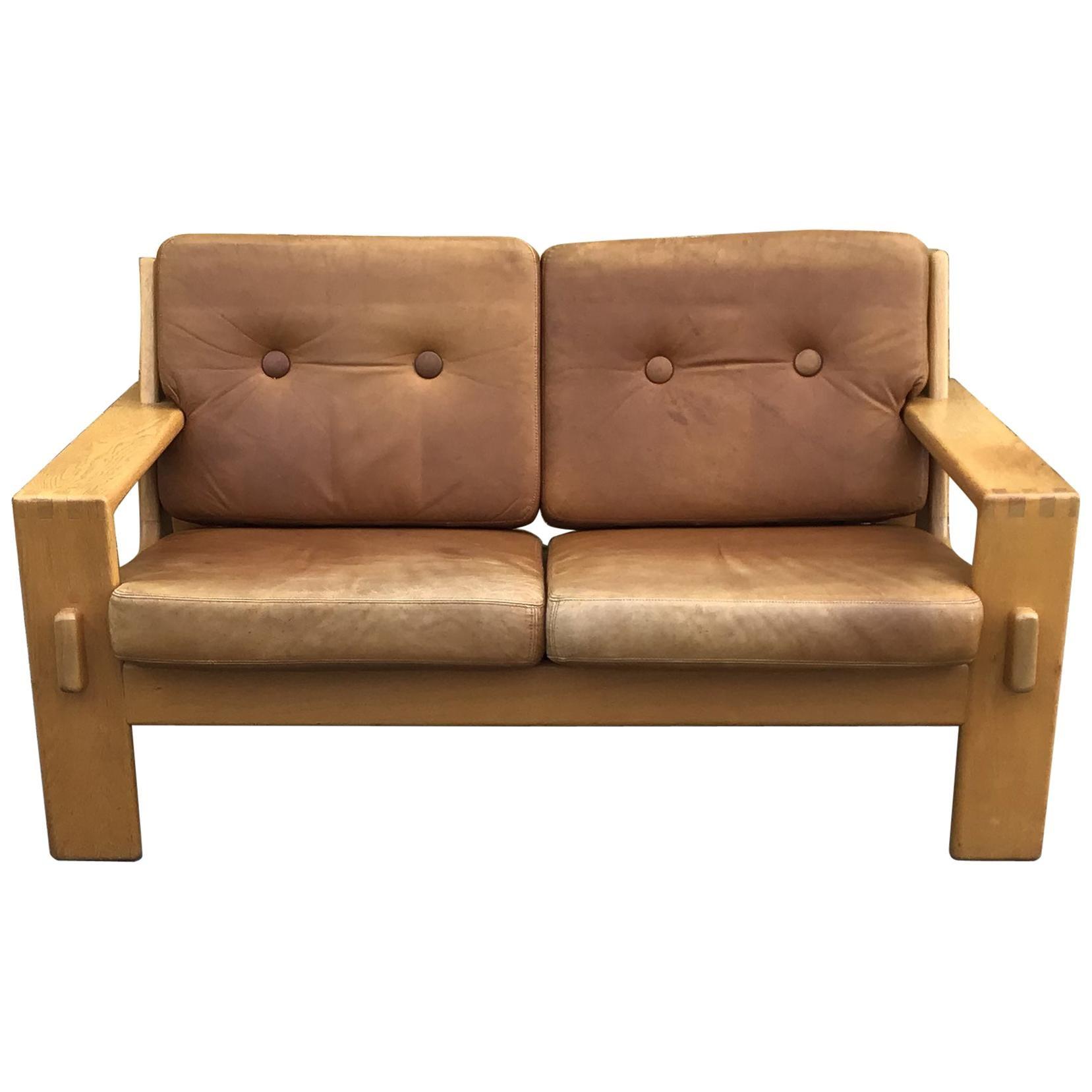 1960s Bonanza 2-Seat Sofa by Esko Pajamies for Asko