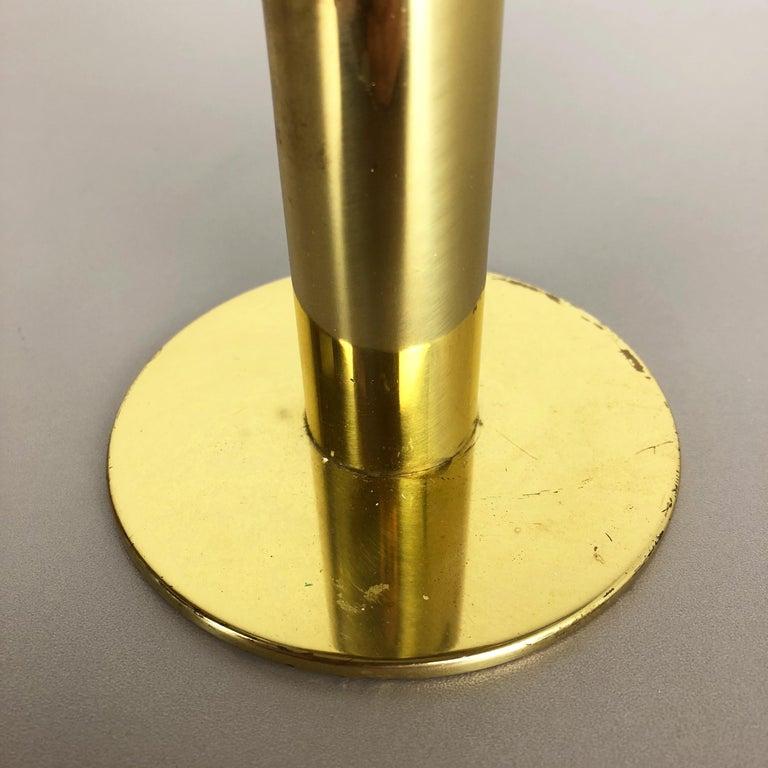Swedish 1960s Brass and Glass