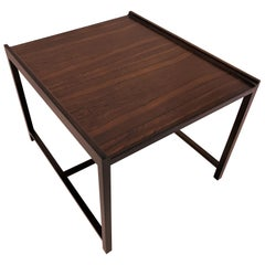 1960s Brode Blindheim Rosewood Palisander End Side Table