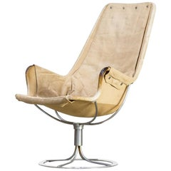 1960s Bruno Mathsson 'Jetson' Chair for DUX