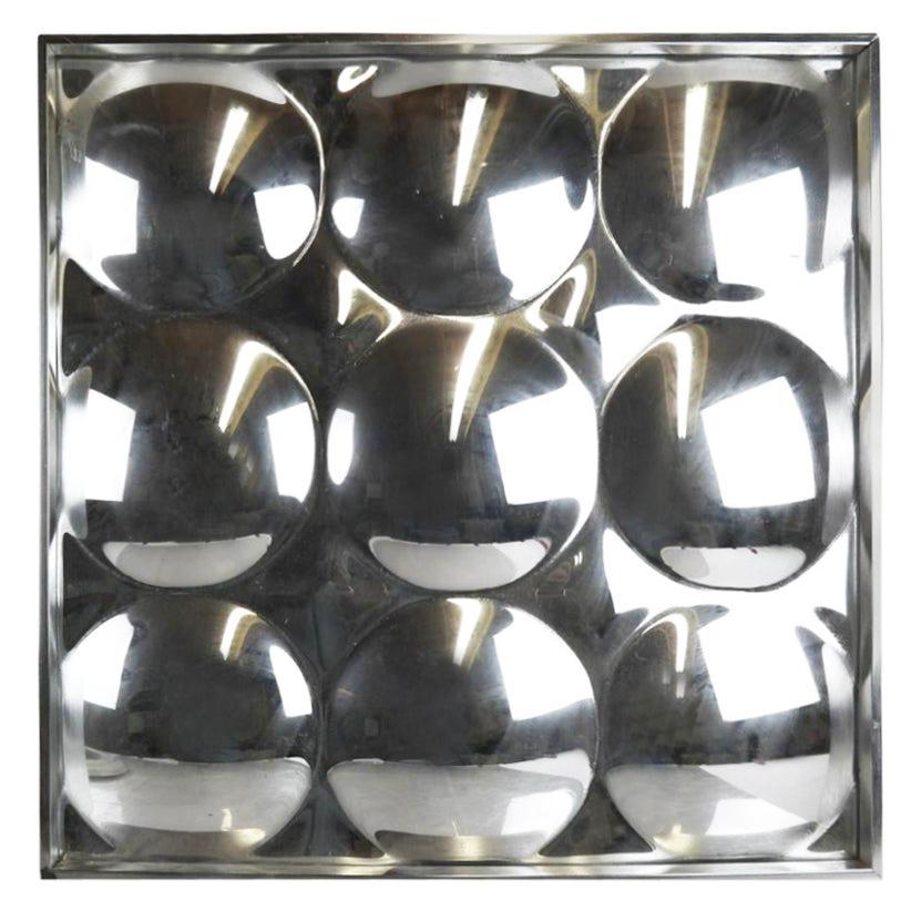 1960s Bubble Wall Mirror