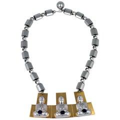 1960's Buddha Necklace
