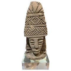 1960's Canteru Medium Aztec God